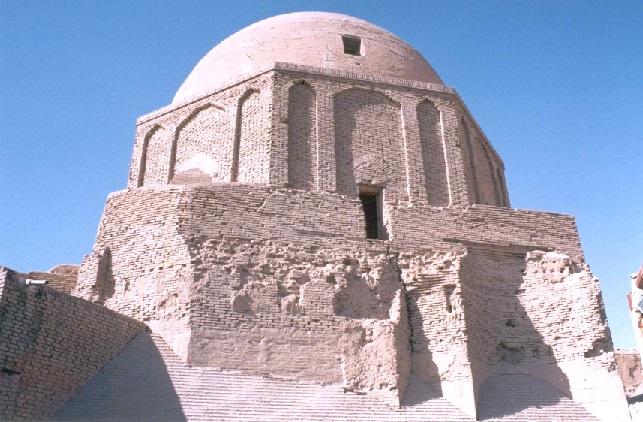 İsfahan Mescidi Cuması Terken Hatun Kubbesi