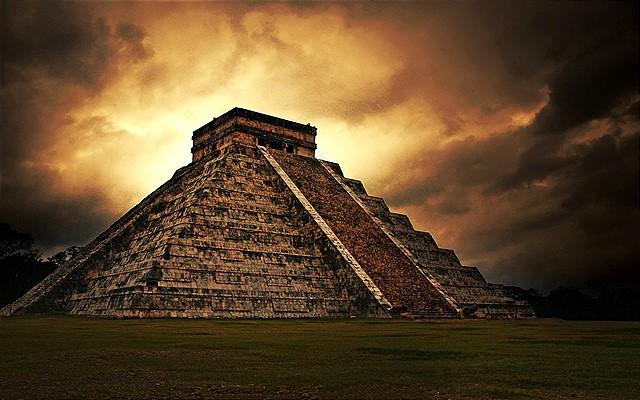 kukulkan-piramidi