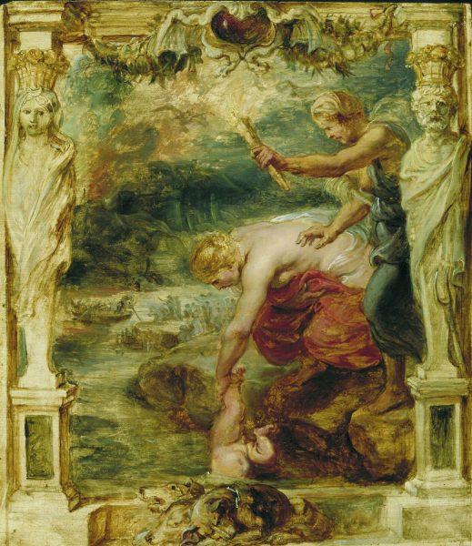 thetis-styx-irmagina-bebek-akhilleusu-daldiriyor-peter-paul-rubens1577-1640