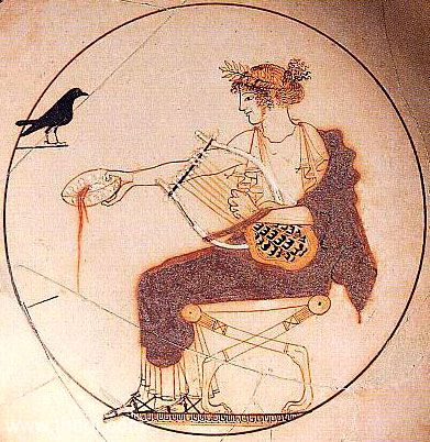 apollo-god-of-music-athenian-red-figure-kylix-c5th-b-c-archaeological-museum-of-delphi