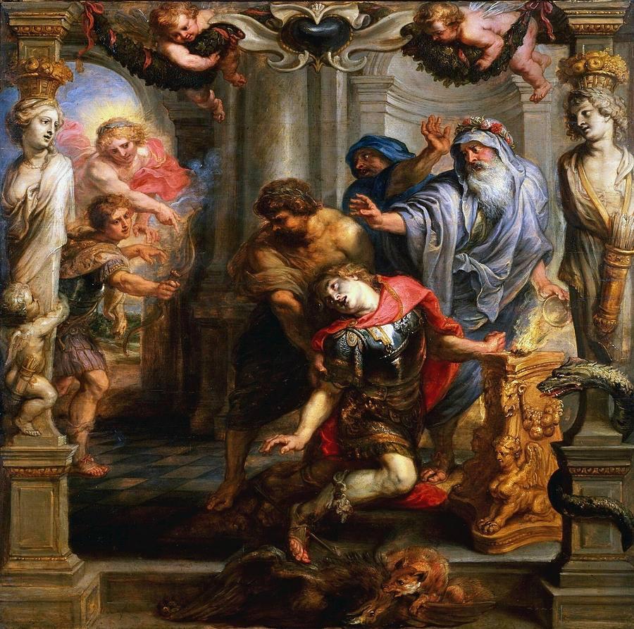 death-of-achilles-by-peter-paul-rubens-1577-1640-boijmans-van-beuningen-museum-rotterdam