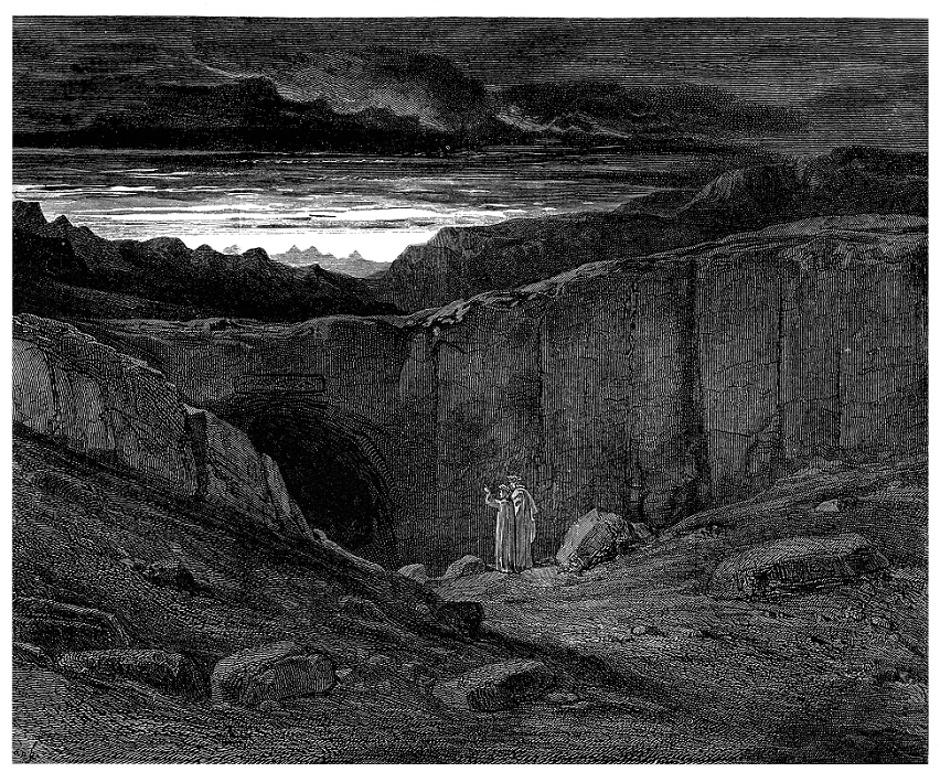 gustave_dore_-_dante_alighieri_-_inferno_-_plate_8_canto_iii_-_abandon_all_hope_ye_who_enter_here